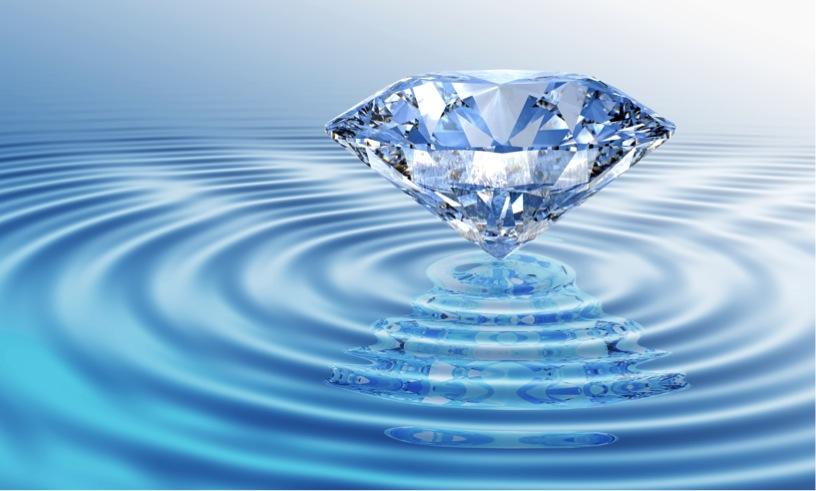 Diamant | © Tomislav, Fotolia.com #12592508